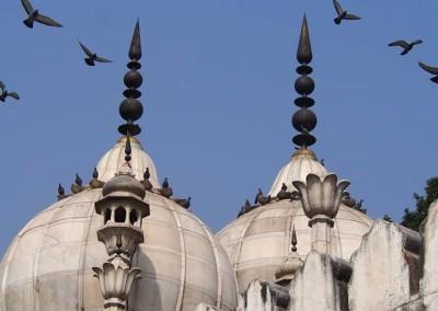 Delhi, Vörös Erőd, Móti Maszdzsid kupolája