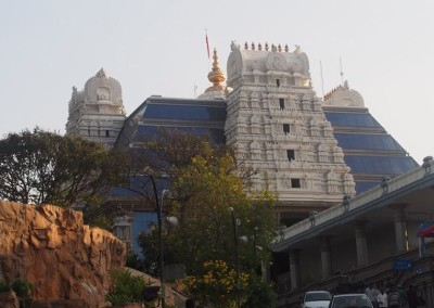 Karnátaka, Bengalúru, ISKCON templom