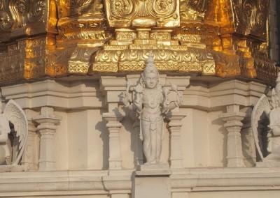 Karnátaka, Bengalúru, ISKCON templom részlet