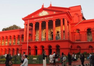 Karnátaka, Bengalúru, a tagállami felsőbb bíróság épülete