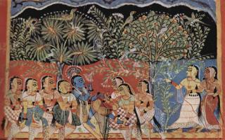 A bhakti