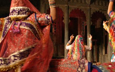 Indiai táncok