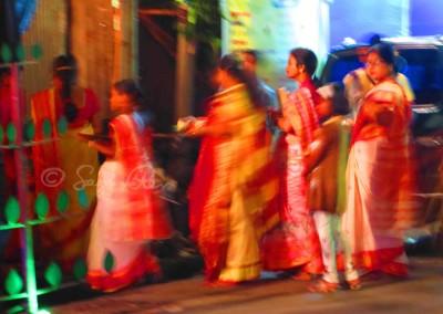 Durgá-púdzsá, Kolkata