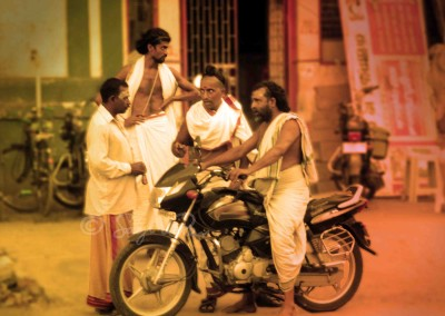 Hindú papok, Madurai