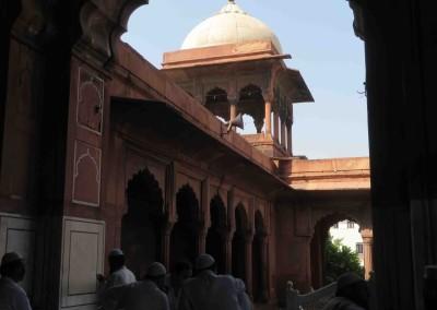 Nagymecset, Delhi