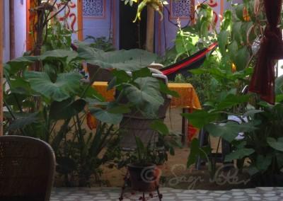 Rádzsasztháni otthon