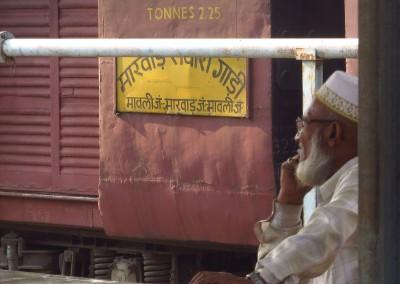 Régi vasúti kocsik, Rádzsaszthán