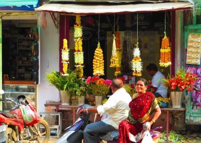 Virágárus, Nágpur