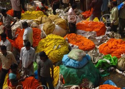 Virágpiac, Kolkata