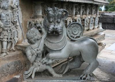 Bélvádí, Víra Nárájana templom