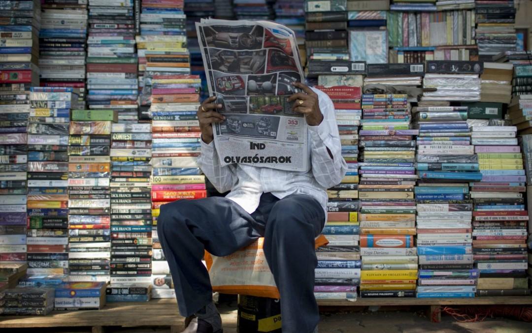 Üljünk be az Ind olvasósarokba!