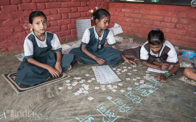 Folytatódnak a hindi órák