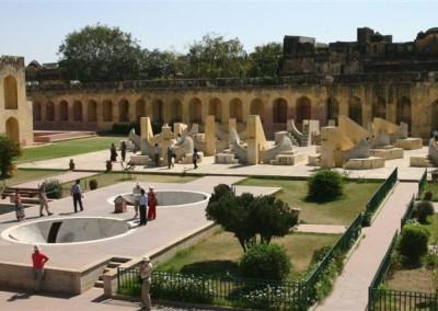 Jantar-Mantar - Obszervatórium
